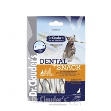 Dr. Clauder's Dental skanėstas šunų dantims su antiena 80g