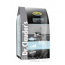 Dr.Clauder's Sensitive Fish&Rice, 12,5 kg