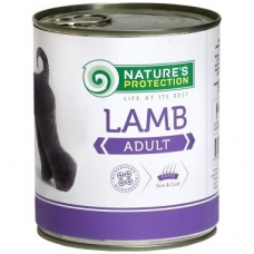 Nature's Protection Adult Lamb, 800 g
