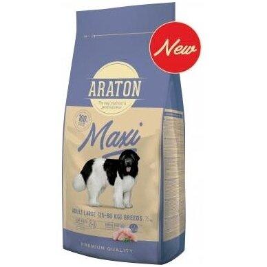 Araton Adult Maxi didelių veislių šunų pašaras, 15 kg