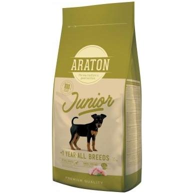 Araton Junior All Breeds, 15 kg