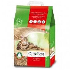 Cat's Best Original kraikas, 20 l (8,6 kg)