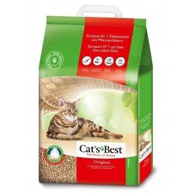 Cat's Best Original kraikas, 20 l (8,6 kg)