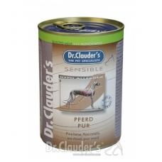 Dr. Clauder's Sensible alergiškiems šunims su arkliena, 400 gr