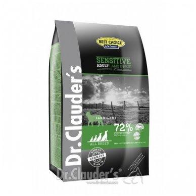 Dr. Clauder's Sensitive Lamb&Rice, 12,5 kg
