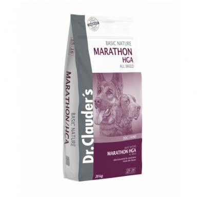 Dr.Clauder's Basic Nature Marathon HGA, 20 kg