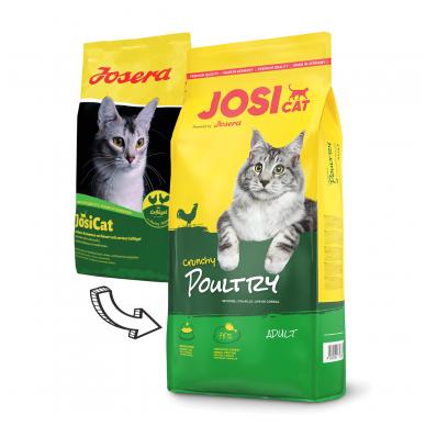 Josera - Josicat Crunchy Poultry, 10 kg 2