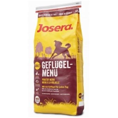 Josera Poultry Menu 15kg
