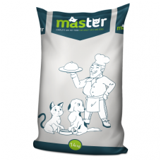 Master Adult Dogs With Beef, 14 kg