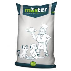 Master sausas pašaras katėms su triušiena, 14 kg