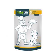 Master šlapias ėdalas šunims su vištiena, 80 g