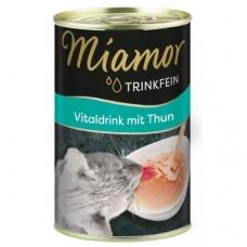 Miamor Trinkfein Vitaldrink gėrimas su tunu, 135 ml