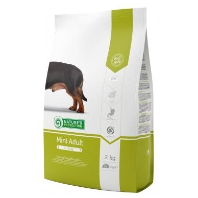 Nature's Protection Mini Adult, 7,5 kg