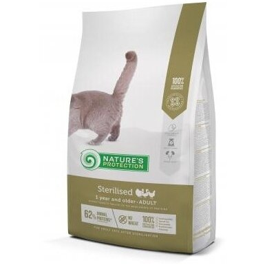 Nature's Protection Sterilised Poultry , 2 kg