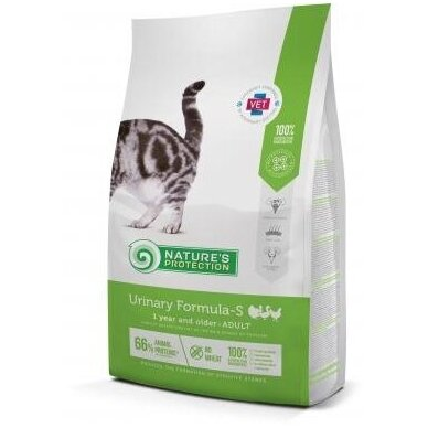 Nature's Protection Urinary Adult Cat, 2 kg