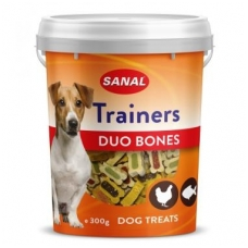 Sanal Dog Trainers Duo Bones, 300 g