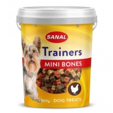 Sanal Dog Trainers Mini Bones, 300 g