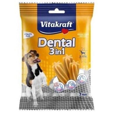 Vitakraft Dental 3in1 Small, 120 g
