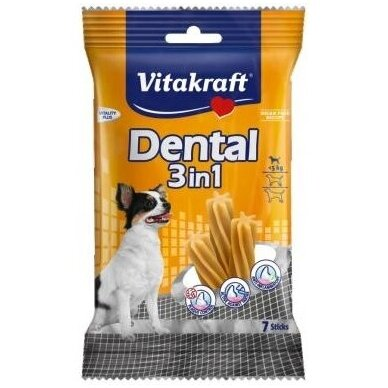 Vitakraft Dental 3in1 Extra Small, 70 g