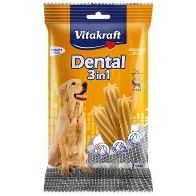 Vitakraft Dental 3in1 Medium, 180 g